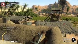 "Sniper Elite 3   Multiplayer ""Old Game in Siwa Oasis!"""