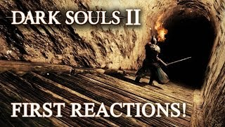 Dark Souls 2 Gameplay Walkthrough Part 1 (Let