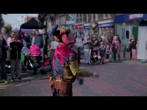 Sittingbourne's Mediaeval Mops Fair