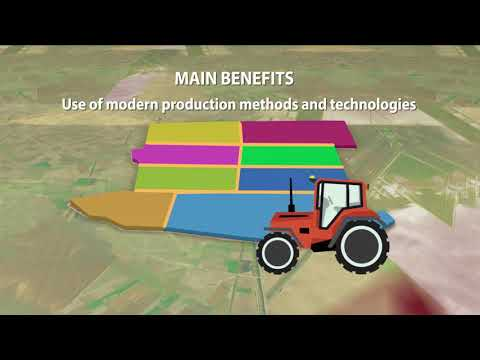 Land consolidation - benefits for farmers and rural communities
