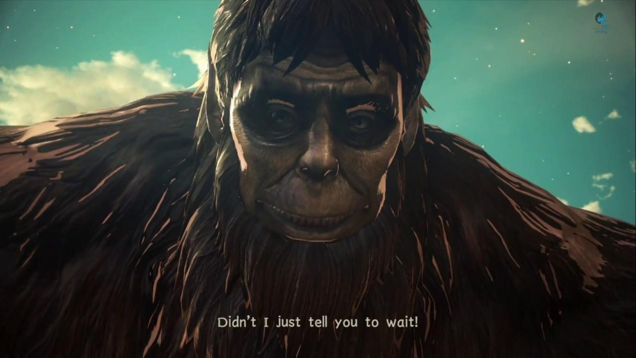 Attack On Titan Animation Movie Season 2 2018
