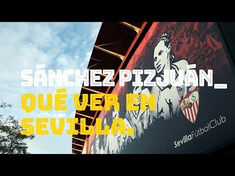 Así es el nuevo Sánchez Pizjuán, estadio del Sevilla FC