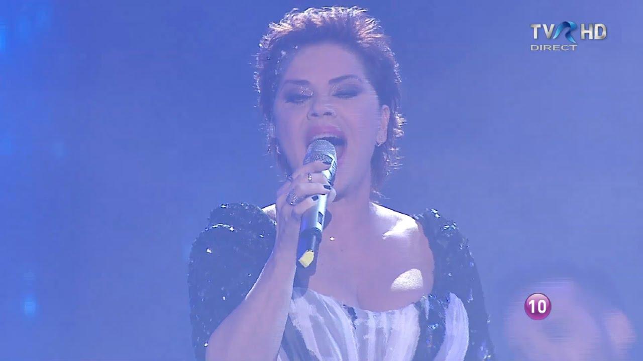 "Luminiţa Anghel - ""A Million Stars"" (Finala Eurovision România 2015)"