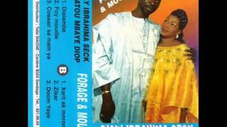 DIALY AKK  FATOU MBAYE ''Djiby Diagne  Mon Parent''