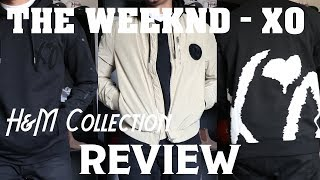 The Weeknd's XO H&M Collection #1 Pick Ups Review