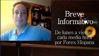 Breve Informativo - Noticias Forex del 4 de Diciembre 2018