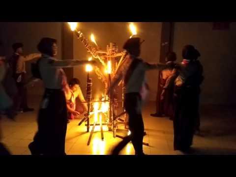 Api unggun sederhana lt 1 2017 smp 1 banjarharjo