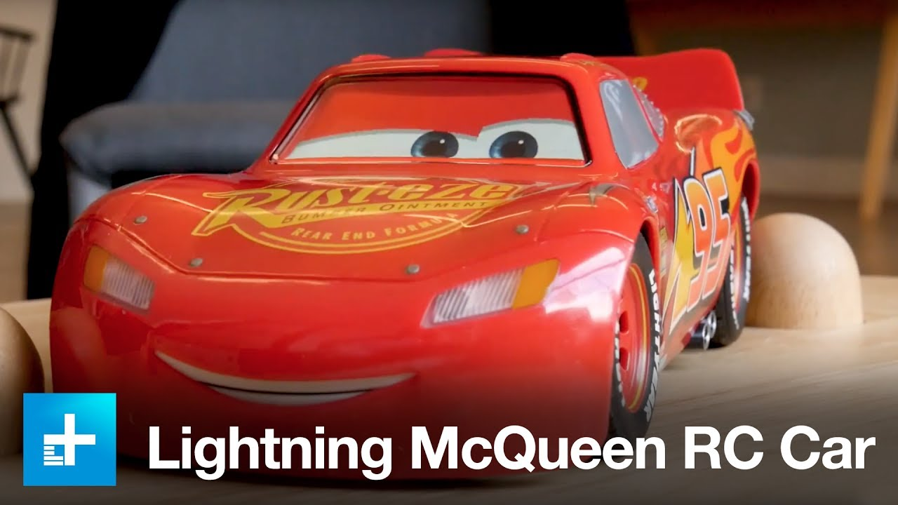 Sphero's Ultimate Lightning McQueen is one of the most impressive toy cars  we've seen
