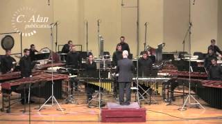 Prelude to Paradise (percussion ensemble) by Jacob Remington