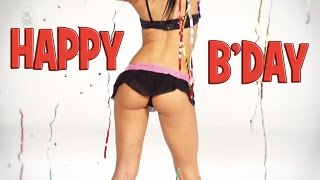 Sexy birthday video