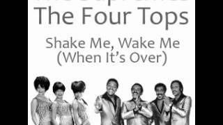 The Supremes & The Four Tops - Wake Me, Shake Me (When It