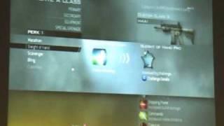Modern Warfare 2 - Create a Class Promo