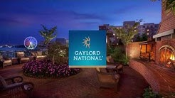 Gaylord National Harbor Experience Video