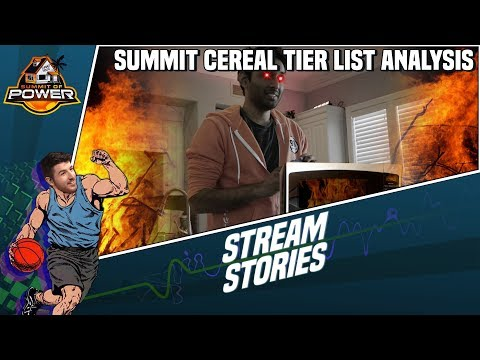 Summit of Power Cereal Tier List Analysis
