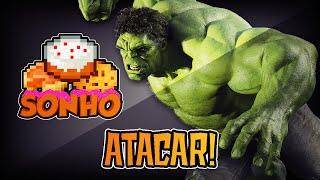 Minecraft : O Sonho! #60 - O Hulk!