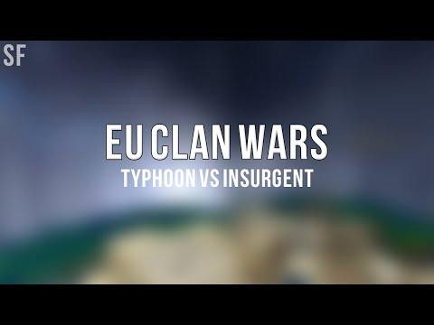 EUCW S3 SF | Typhoon vs Insurgent