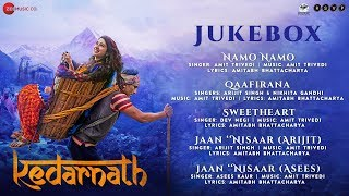 Kedarnath - Full Movie Audio Jukebox | Sushant Rajput | Sara Ali Khan | Amit Trivedi | Amitabh B