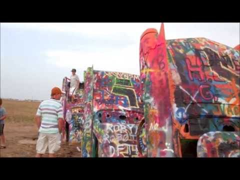 Things to Do in Amarillo, Texas: Cadillac Ranch