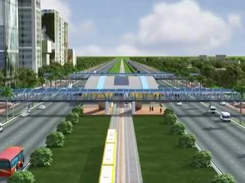 Multimodal Corridor from Virar to Alibaug