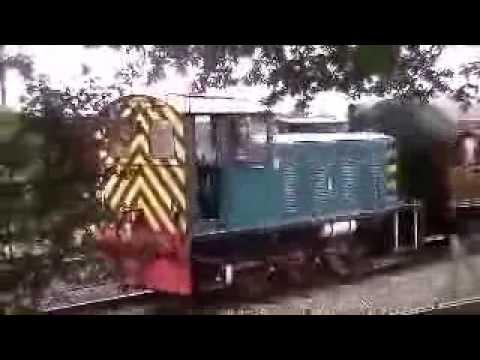 Buckinghamshire railway centre, 04/08/13
