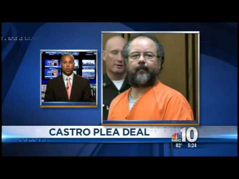 Castro pleads guilty in Cleveland kidnapping case - Defense attorney Enrique Latoison commentary NBC10 Friday July 26.