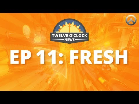 Twelve O'Clock News Episode 11: FRESH