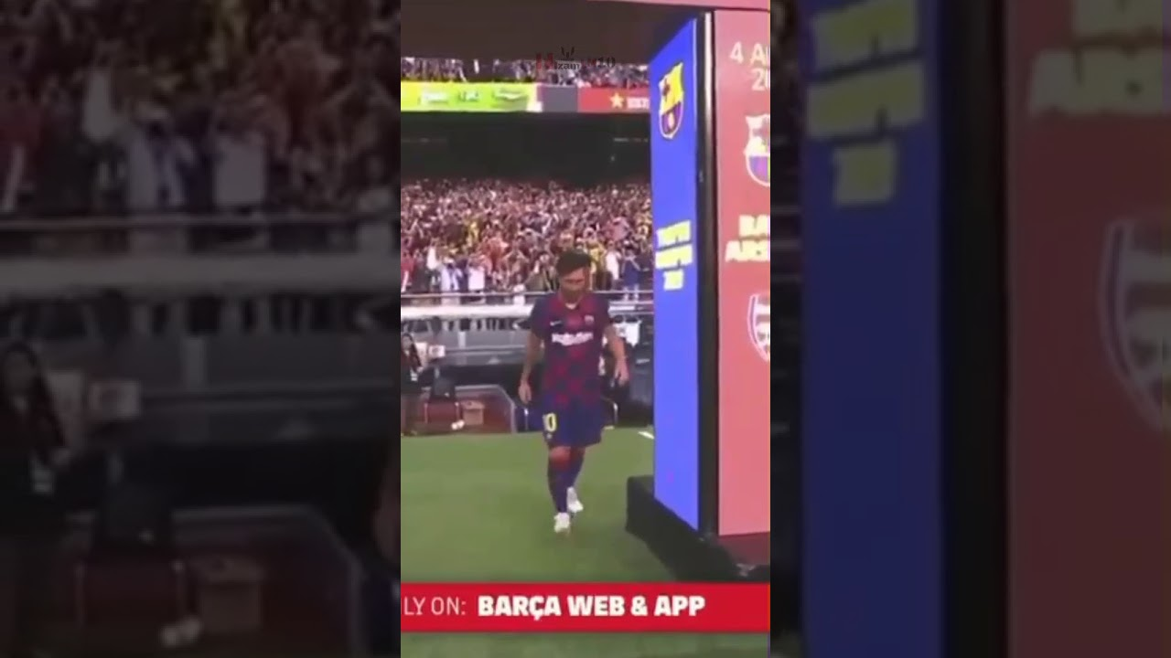 Messi Whatsapp Status New Season Full Screen Messi Fcbarcelona