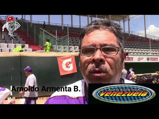 Arnoldo Armenta Barcza