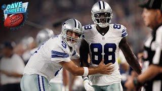 Will Tony Romo Put the Cowboys Back on Top? (Week 11 Preview) | Dave Dameshek Football Program | NFL