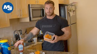 Full Day of Eating | Chris Bumstead | 4,670 Calories