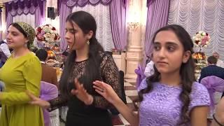 Свадьба в Алматы Зарявостока Жанатурмыс Абдель Сальви