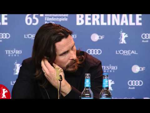 Knight of Cups Berlinale Press Conference Feb 8 2015 (full version)