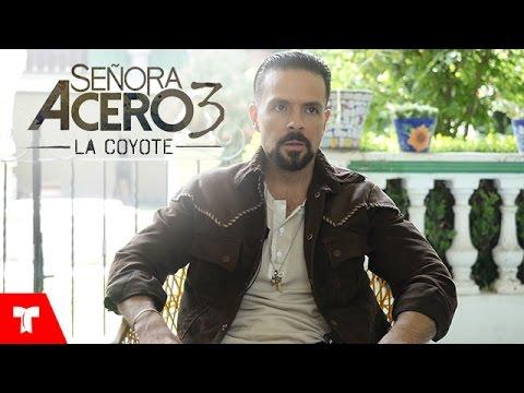 Señora Acero 3  José María Torre regresa como villano  Telemundo Novelas