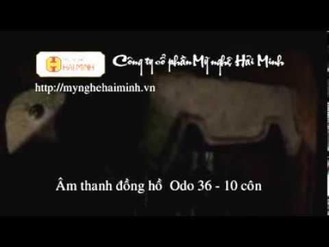 Am thanh dong ho Odo36-10  MyngheHaiMinh