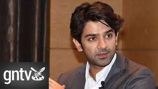 Indian star Barun Sobti invades Dubai television