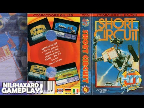 short circuit 1987 by ocean commodore 64 youtube rh youtube com short circuit 1986 full movie short circuit 1986 mp4