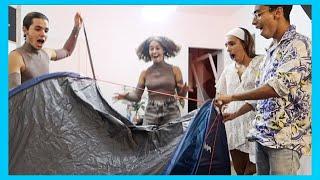 on fait du camping dans mon salon feat. Bilal, Sulivan & Maya