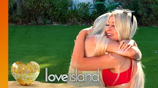 Jess and Ched's families come together | Love Island Series 6