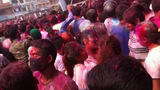 Video Dance Party In Holi at Butwal With Resham Filili Song Jaalma. download MP3, 3GP, MP4, WEBM, AVI, FLV Oktober 2018