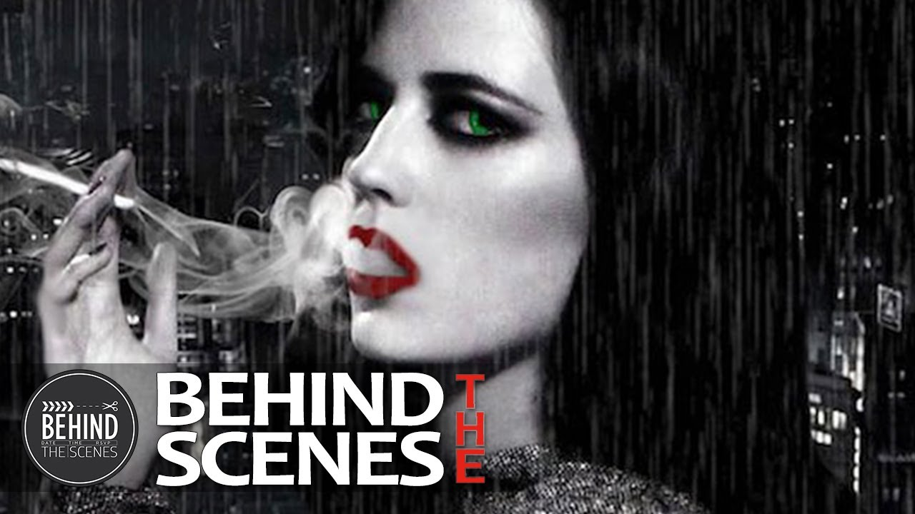 Sin City: A Dame to Kill For (Behind The Scenes)