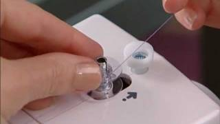 SINGER® Sewing Machine Threading Tutorial