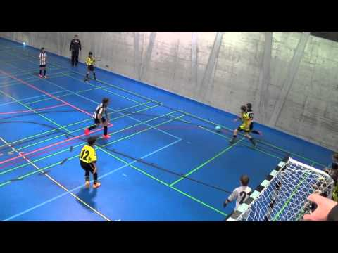 BSC Old Boys Basel U11 -  FC Black Stars Basel Ea 23.11.2014