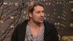 David Garrett✮Stargast auf dem roten Sofa in DAS!/NDR