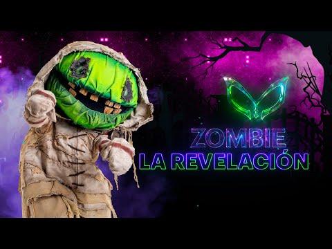 ¡Revelación de Zombie! | Final de ¿Quién es la Máscara? 2020