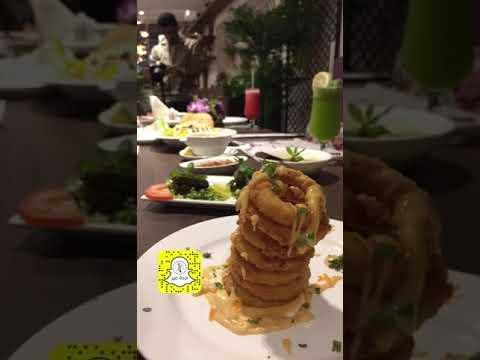 مطعم غزل اللبناني في جدة مطاعم جدة غير Youtube
