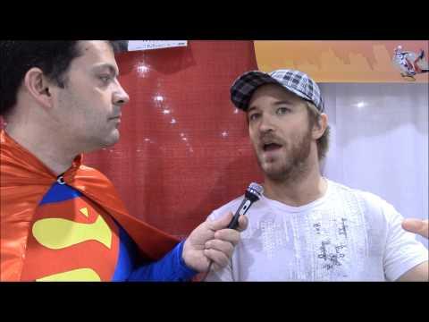 Motor City Comic Con: Michael Welch talks