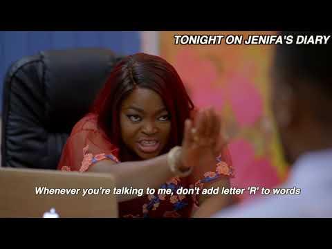 Jenifas diary Season 14 Episode 11- showing tonight on (AIT ch 253 on DSTV), 7.30pm