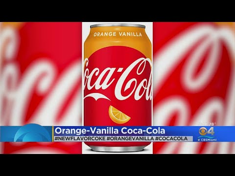 Randi West - NEW Orange Vanilla COKE