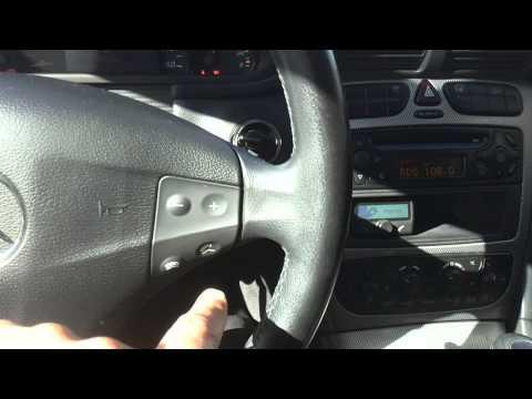 Mercedes Benz transmisor fm Energy Sistem f2 Black