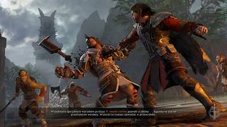 Middle-Earth: Shadow of War short gameplay(PC)[HD]